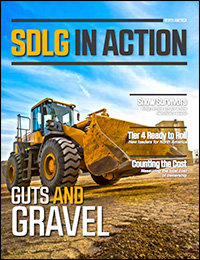 SDLG Wheel Loader Brochure