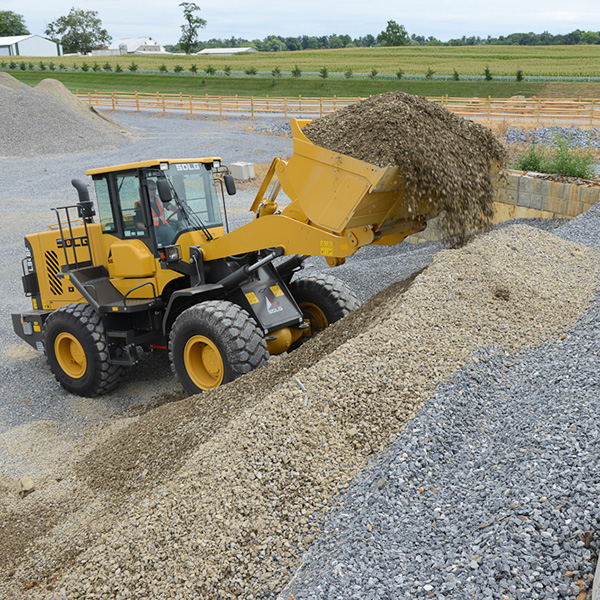 SDLG-L948F-Front-End-Loader-Sand-Crushed-Stone-Gravel