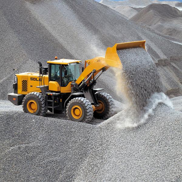 Corona, CA - Volvo Construction Equipment & Services - California