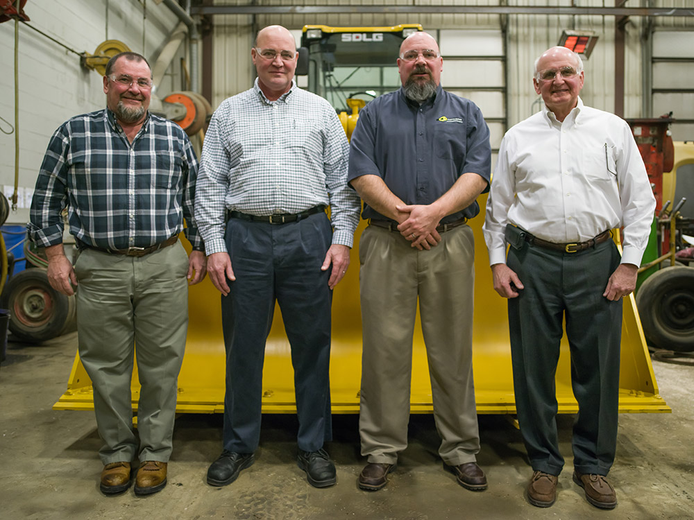 Chadwick-Baross is the new SDLG wheeled loader dealer in Maine and New Hampshire