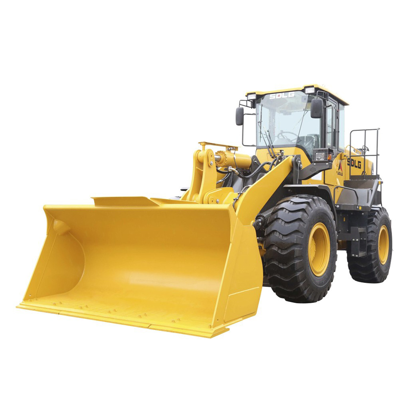 SDLG Front End Loaders for Construction, Material Handling