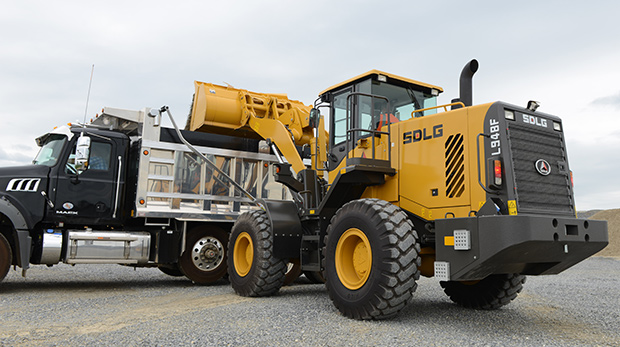 Get your job done and on budget with SDLG Wheel Loaders
